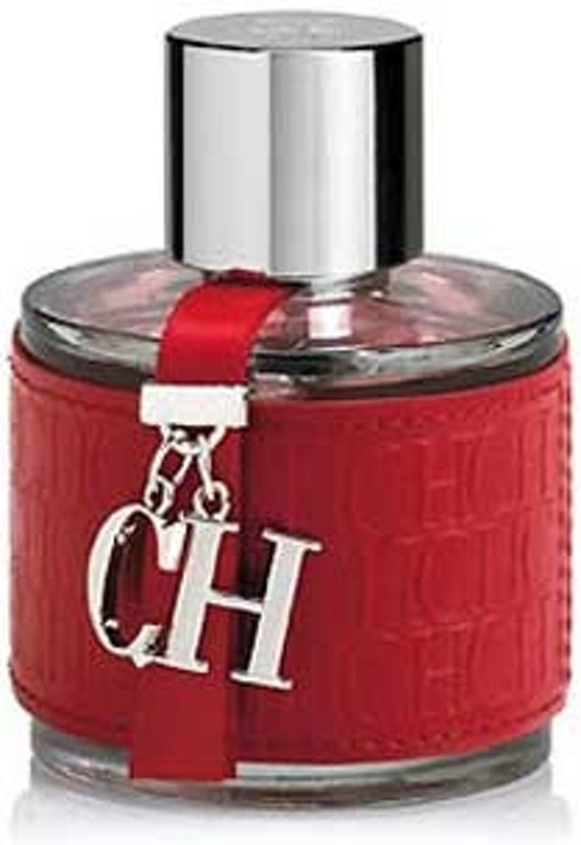 MULTI BUNDEL 2 stuks Carolina Herrera Ch Eau De Toilette Spray 50ml