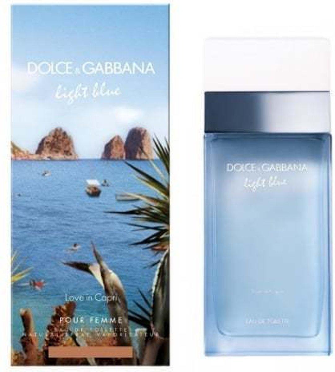 Dolce Amp Gabbana Dames Parfum Vergelijk Hier De Prijzen