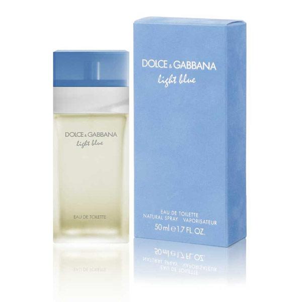 ff57a84f669 Dolce   Gabbana Light Blue Eau de Toilette 25ml - 0737052074306 ...
