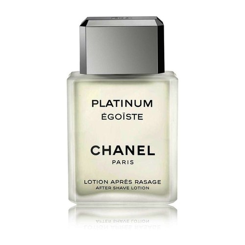 Chanel Platinum Egoiste after shave lotion 100 ml