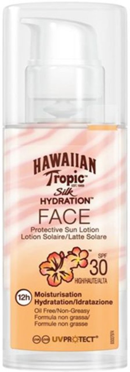 1 SILK FACE sun lotion SPF30 50 ml