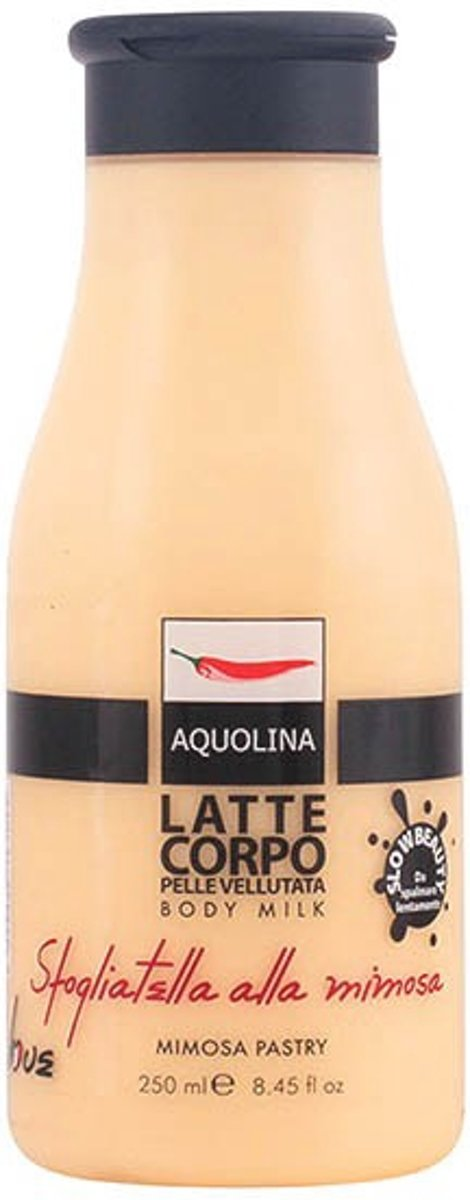 Aquolina - LE GOURMAND body milk mimosa pastry 250 ml
