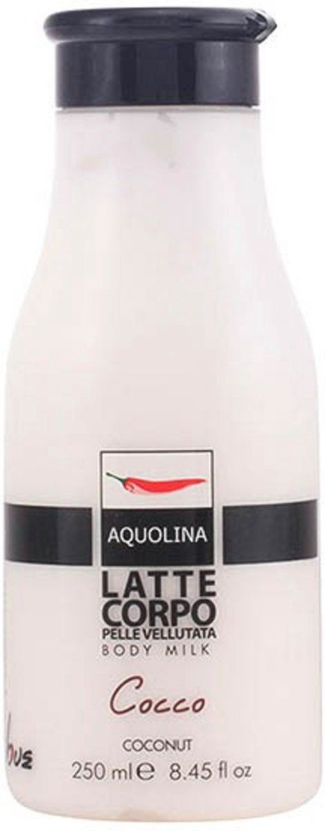 Aquolina - TRADITIONAL body milk coconut 250 ml