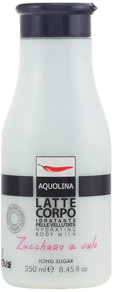 Aquolina - TRADITIONAL body milk powder sugar 250 ml