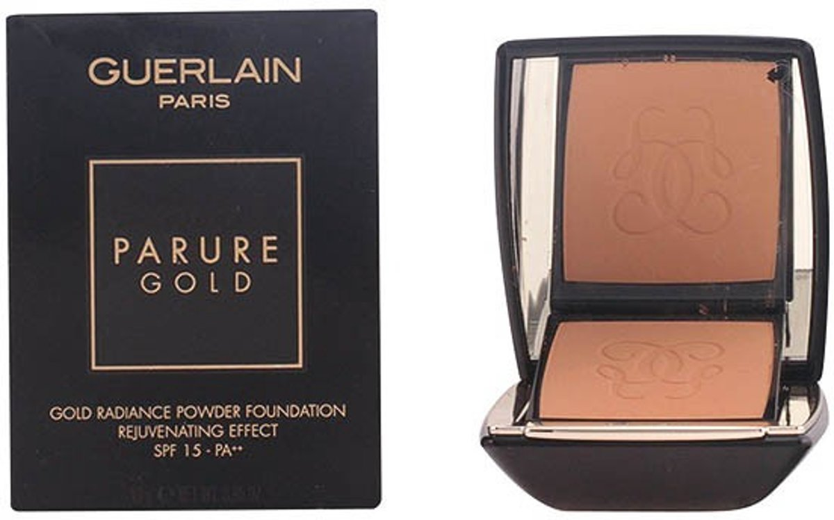 Guerlain Parure Gold Radiance Powder Found. SPF15 10 gr