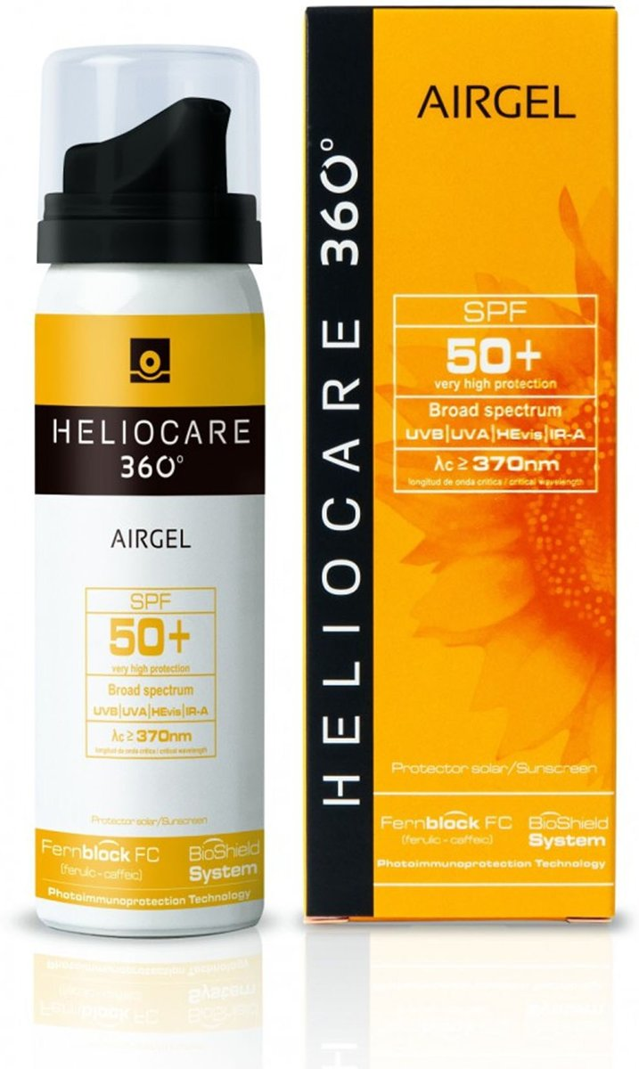 Heliocare 360º SPF50+ air gel 200 ml