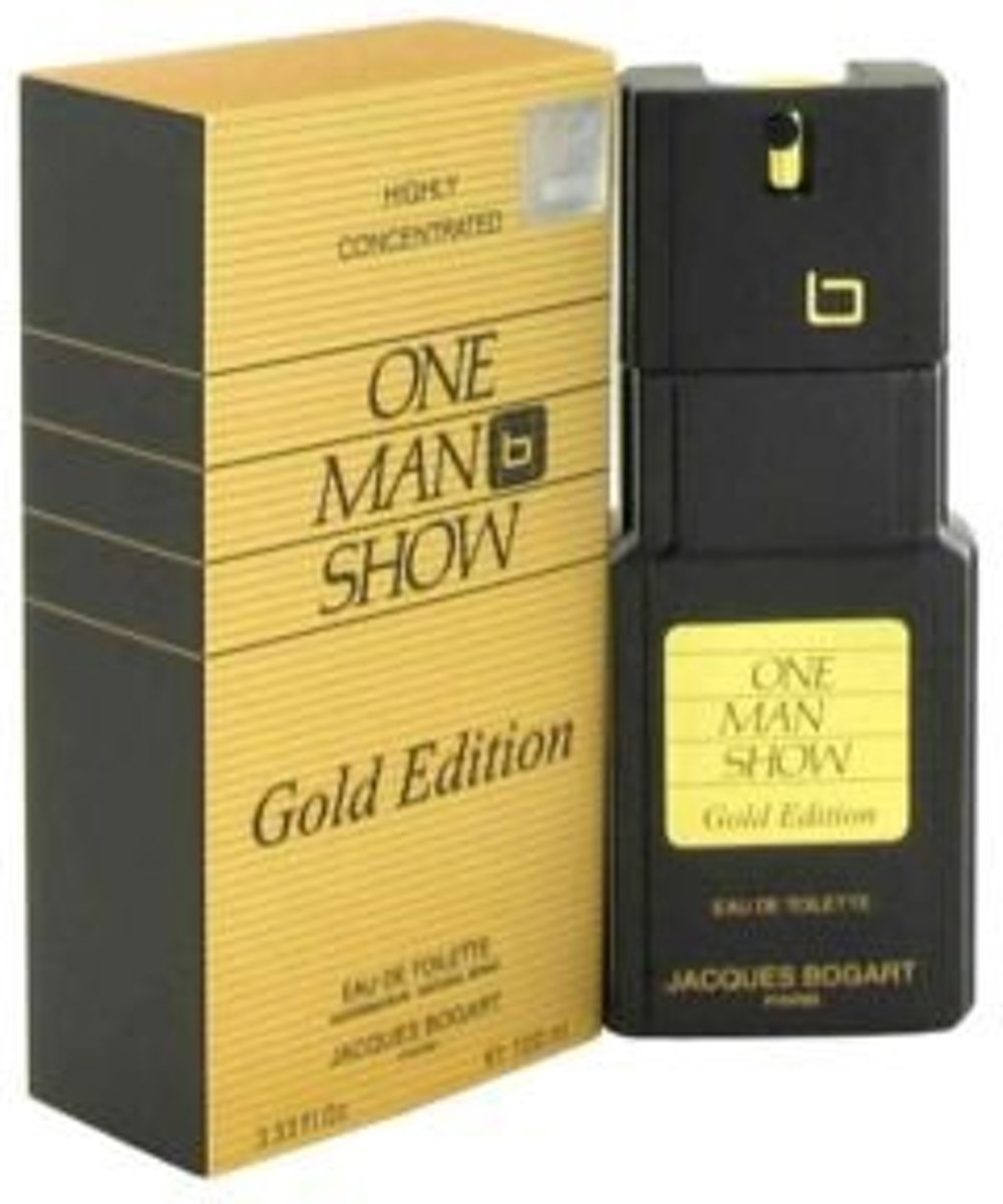 Jacques Bogart One Man Show Gold EDT 100 ml