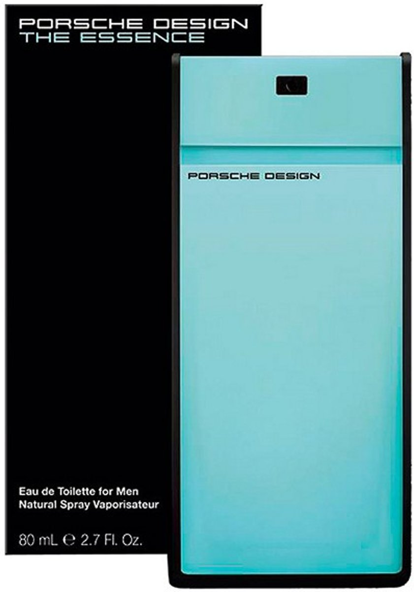 Porsche Design The Essence for Men - 80 ml - Eau de toilette