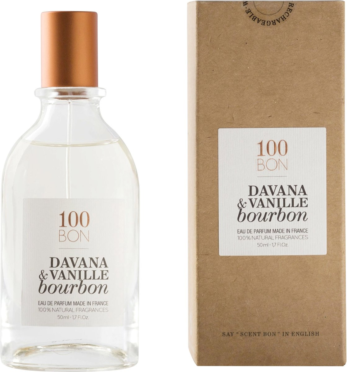 100BON EDT Davana & Vanille Bourbon - 50ml