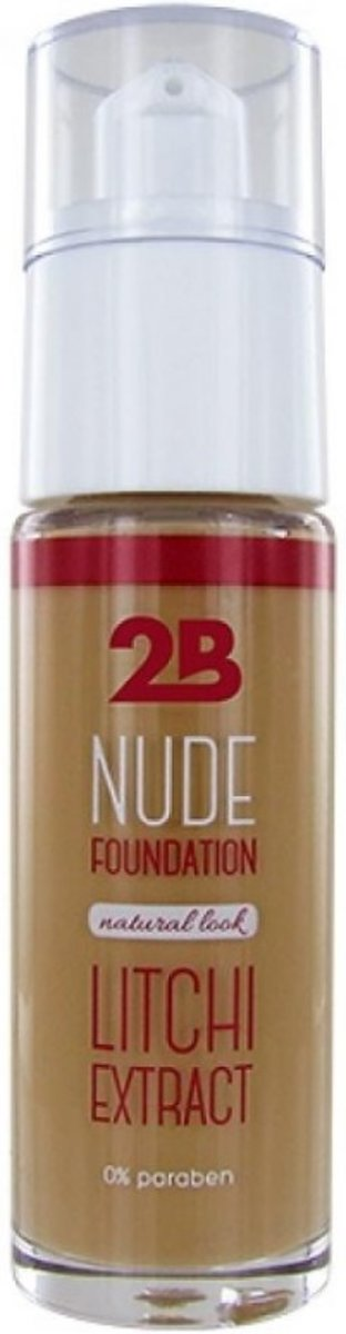 2B FOUNDATION NUDE LITCHI 03-