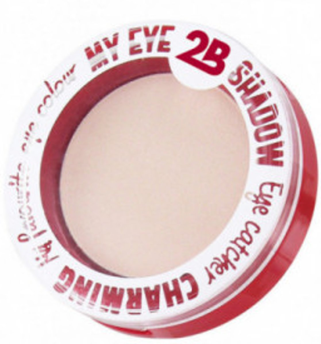 2B-oogschaduw My eyeshadow 52 peach