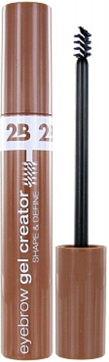 2b EYEBROW GEL CREATOR Shape&define  01 light brown