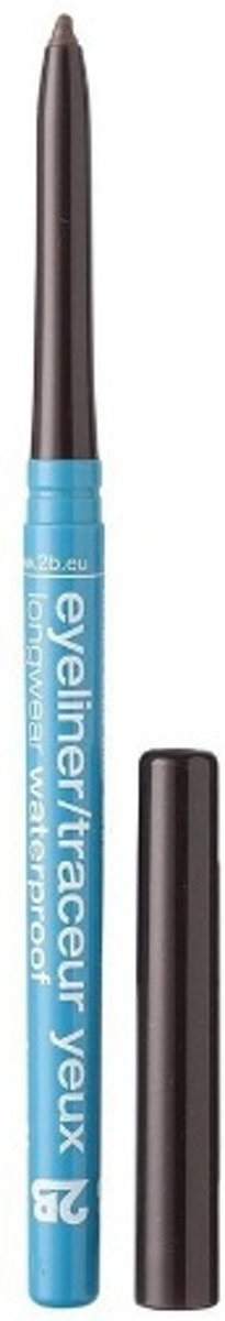 Eyeliner retractable waterproof 04 brown