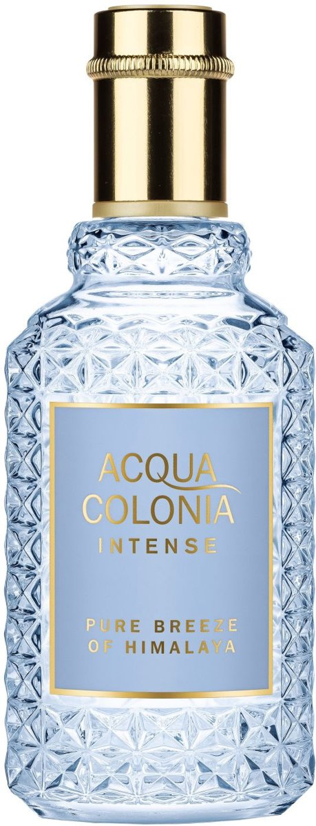 4711 Acqua Colonia Intense Pure Breeze of Himalaya Eau de cologne spray 50 ml