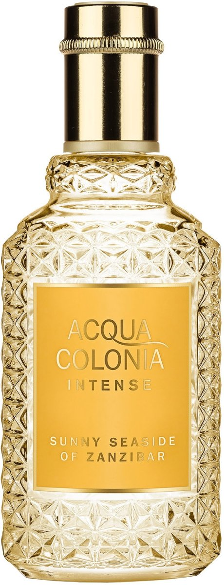 4711 Acqua Colonia Intense Sunny Seaside of Zanzibar Eau de cologne spray 50 ml