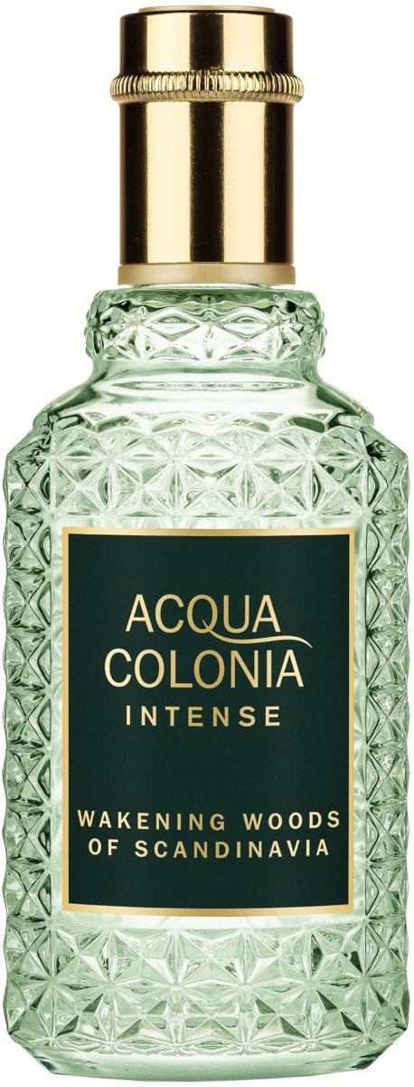 4711 Acqua Colonia Intense Wakening Woods of Scandinavia Eau de cologne spray 50 ml