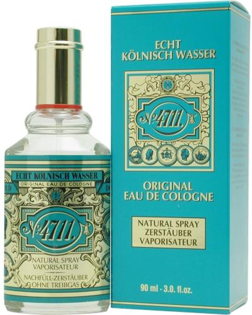 4711 By Muelhens Eau De Cologne Spray 90 ml - Fragrances For Everyone