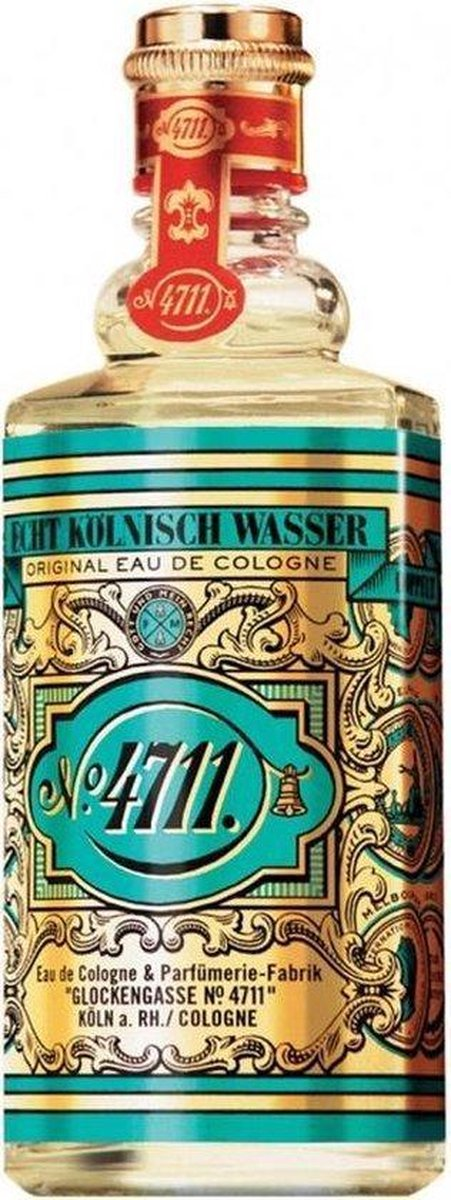 4711 Natural Spray Verpakt Unisex - 90 ml - Eau de Cologne
