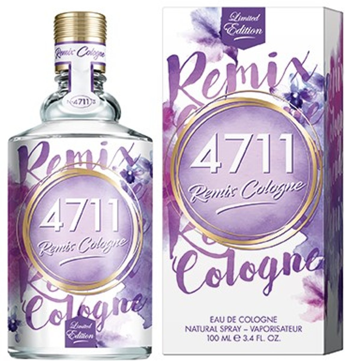 4711 Remix Cologne - Lavendel - edition 2019