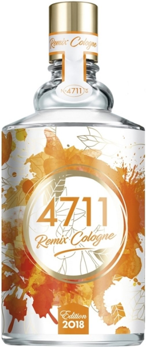 4711 Remix Cologne Eau de Cologne Spray 100 ml
