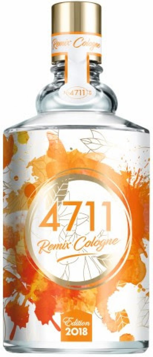 4711 Remix Cologne Orange 150 ml