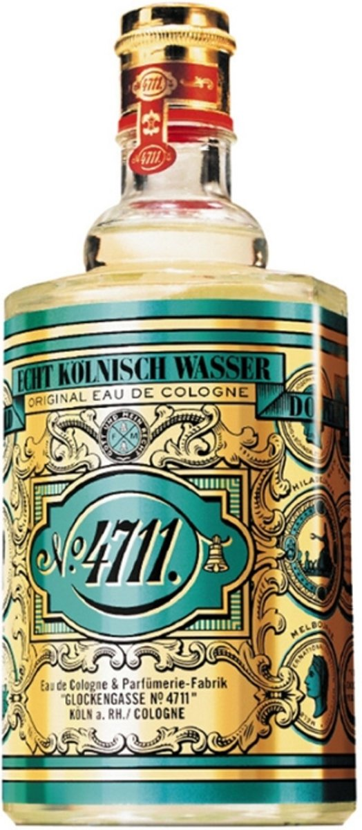 4711 Spray Onverpakt Unisex - 60 ml - Eau de Cologne