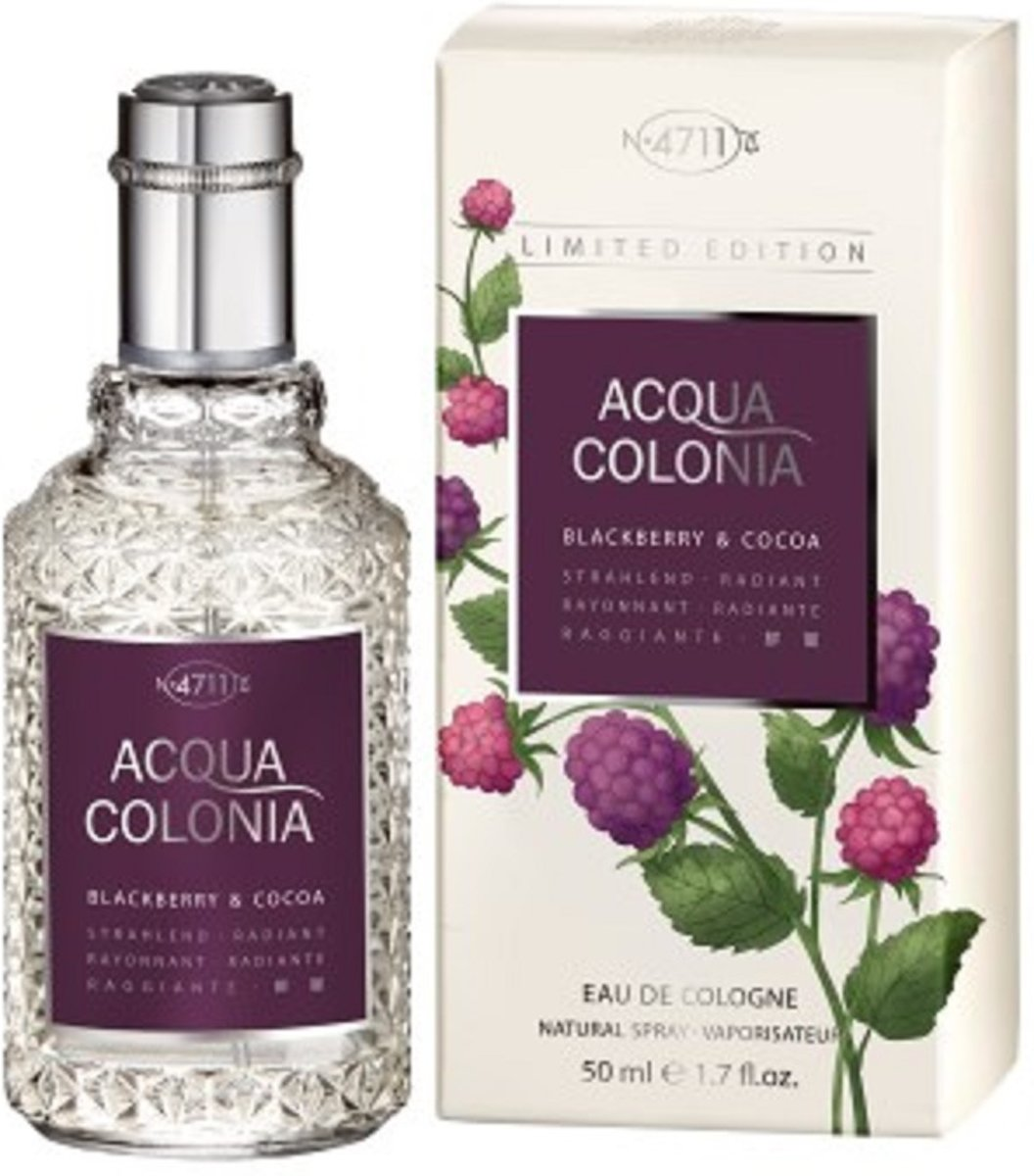 Acqua Colonia Blackberry & Cocoa Seasonal Edition