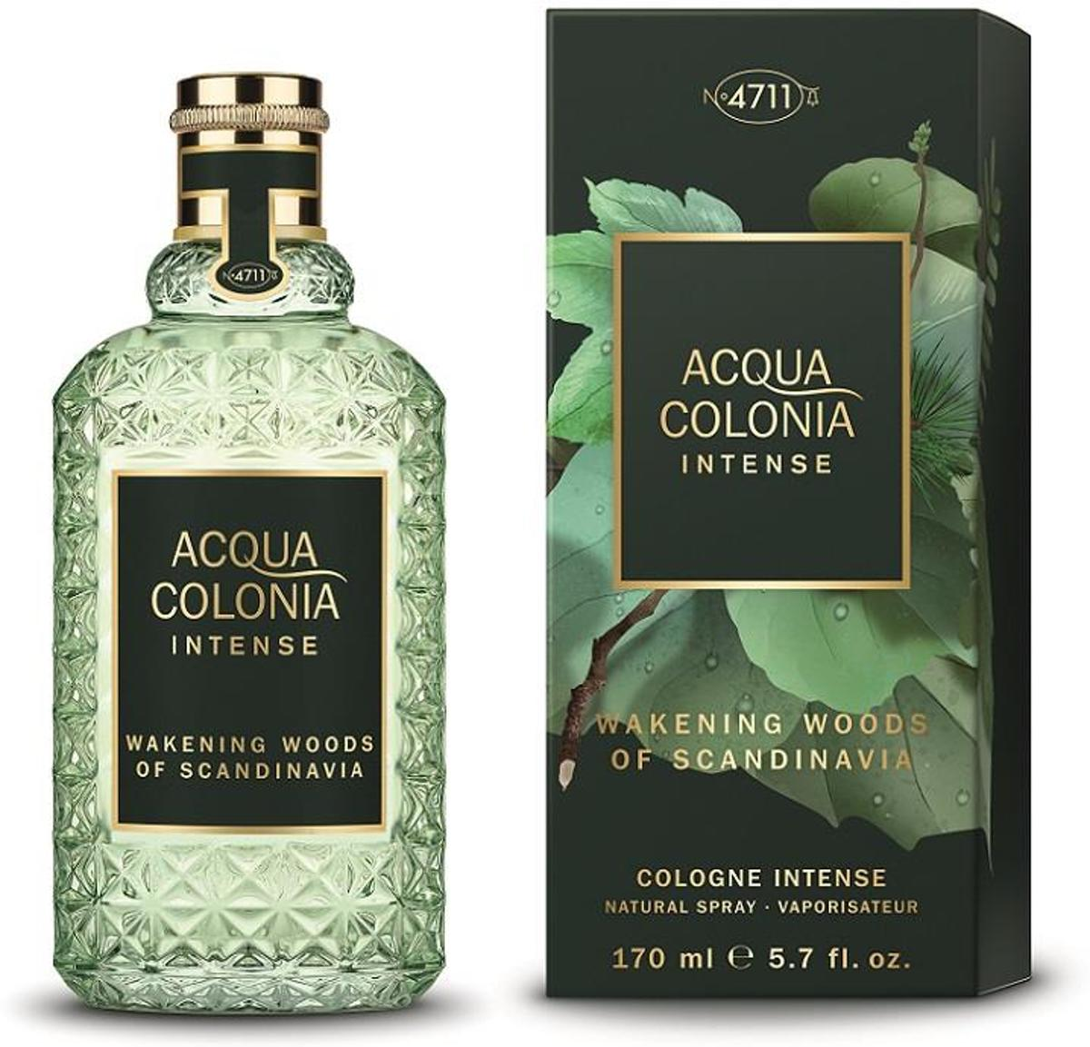 Acqua Colonia Intense - Wakening woods of Scandinavia - 170 ml