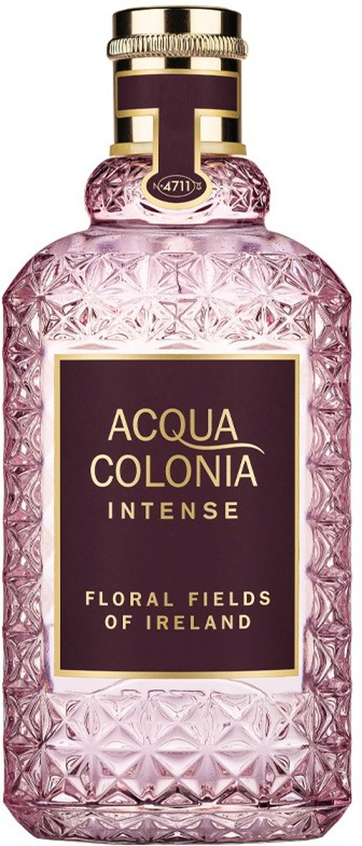 MULTI BUNDEL 2 stuks ACQUA colonia INTENSE FLORAL FIELDS OF IRELAND eau de cologne 170 ml