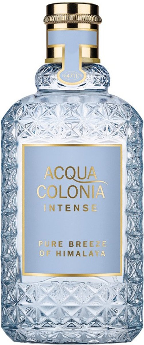 MULTI BUNDEL 2 stuks ACQUA colonia INTENSE PURE BREEZE OF HIMALAYA eau de cologne 170 ml