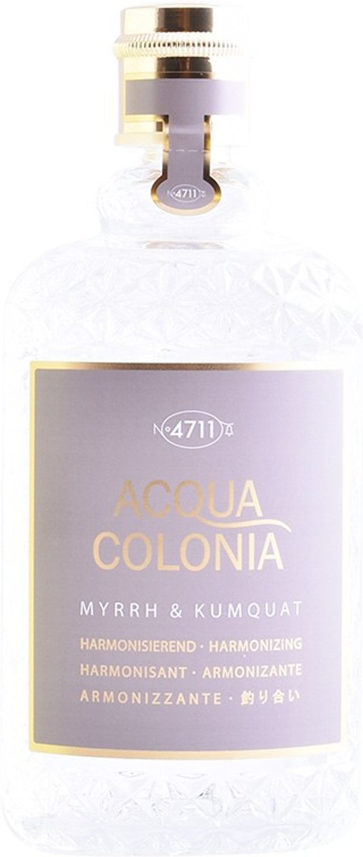 MULTI BUNDEL 2 stuks ACQUA colonia MYRRH & KUMQUAT eau de cologne spray 170 ml