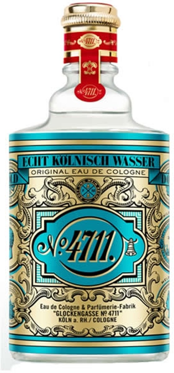MULTI BUNDEL 5 stuks 4711 Eau De Cologne 200ml