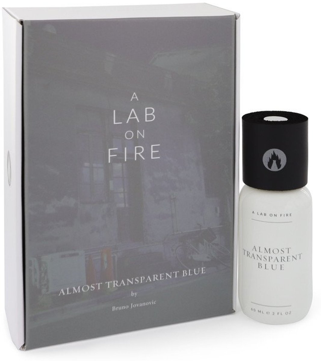 A Lab on Fire Almost Transparent Blue eau de toilette spray 60 ml