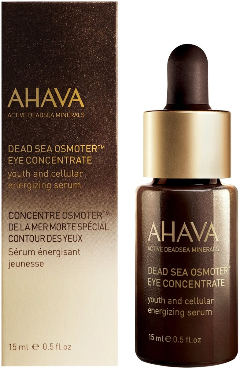 AHAVA - Dead Sea Osmoter Eye Concentrate