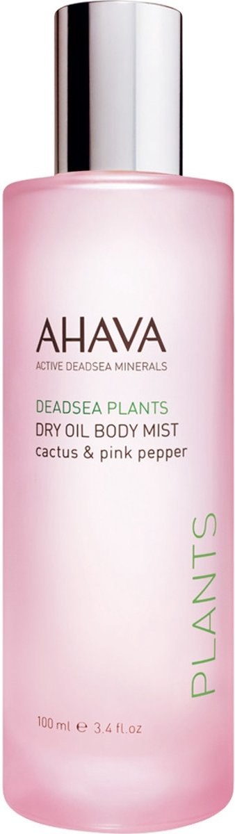 AHAVA - Dry Oil Body Mist Cactus & Pink Pepper