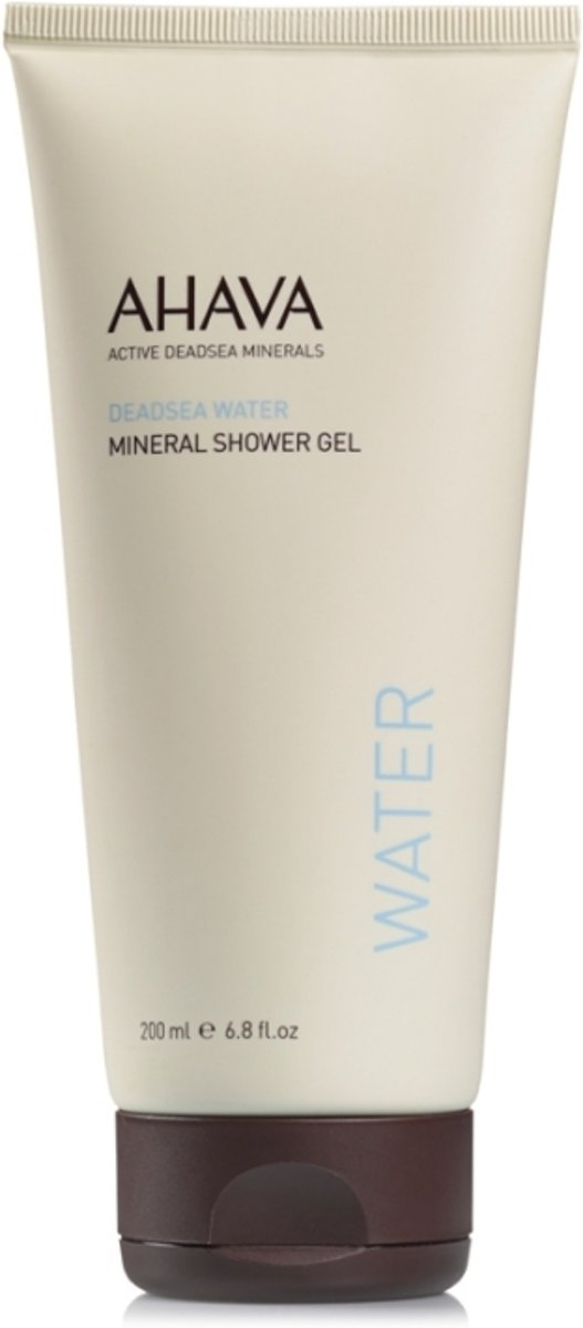 AHAVA Dead Sea Water Mineral Shower Gel Douchegel 200 ml