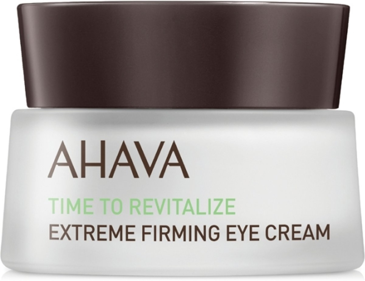 AHAVA Time to Revitalize Extreme Firming Eye Cream Oogcrème 15 ml