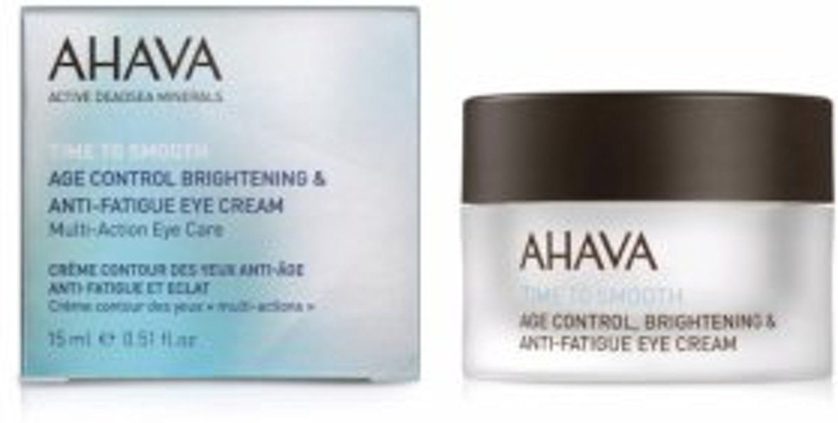 Ahava Brightening & Anti Fatigue Eye Cream