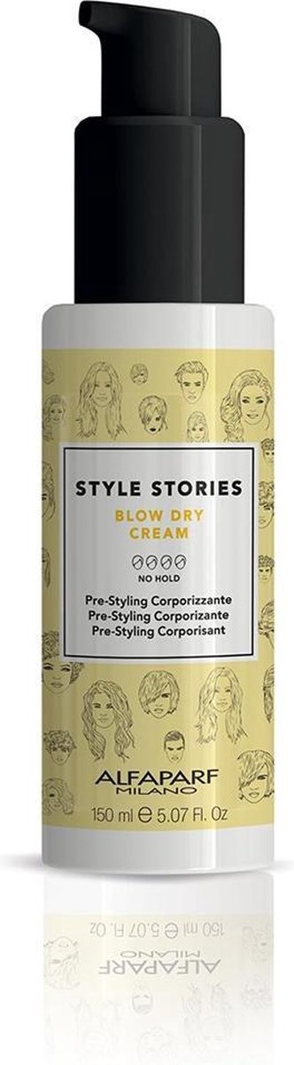 Alfaparf Style Stories Blow Dry Cream 150ml