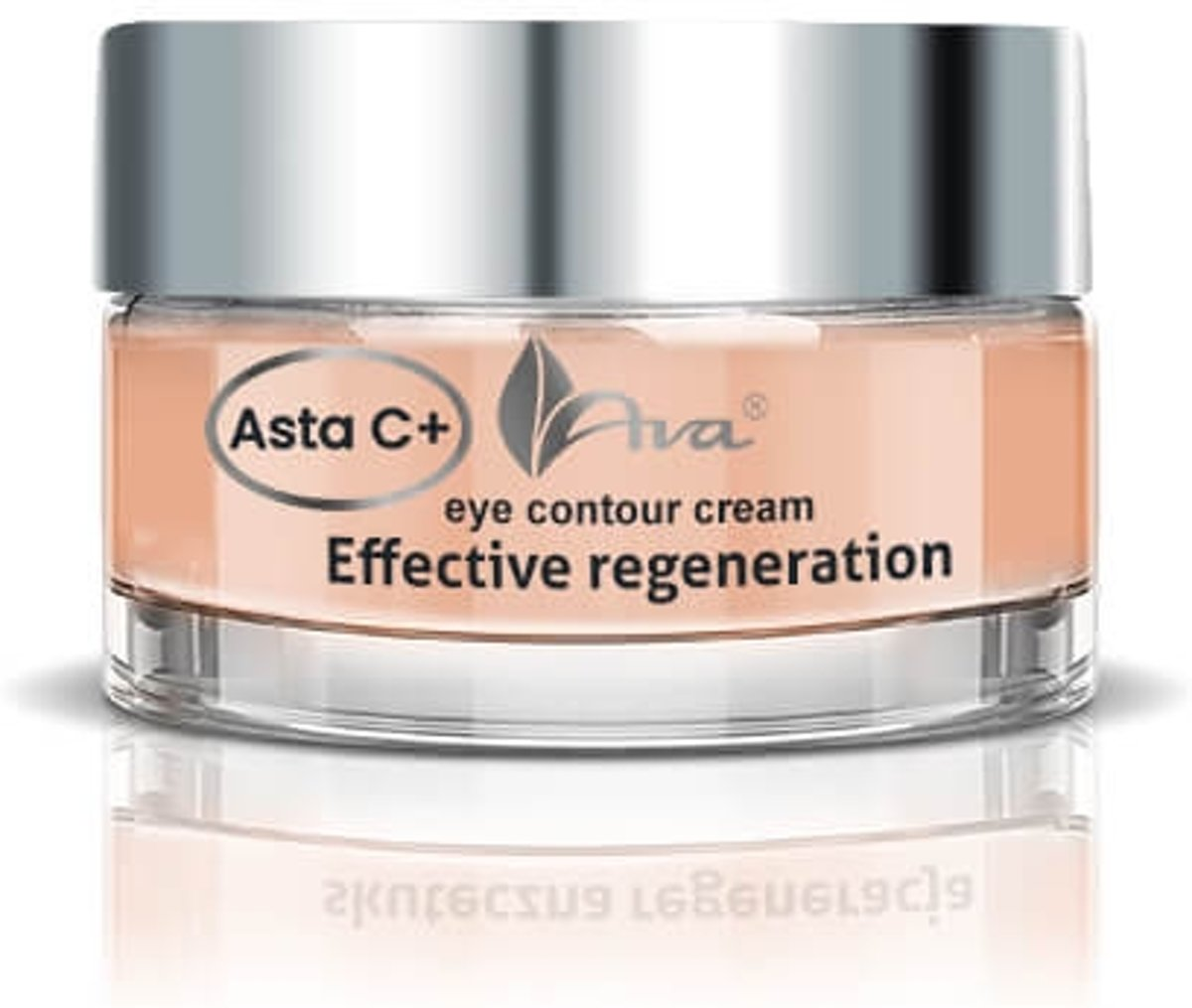 AVA Cosmetics ASTA C+ Effective Regeneration Eye Contour Cream 15ml.