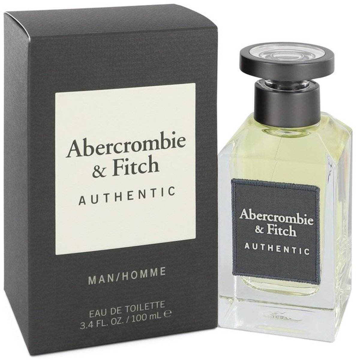 Abercrombie & Fitch Abercrombie & Fitch Authentic Man/Homme eau de toilette spray 100 ml