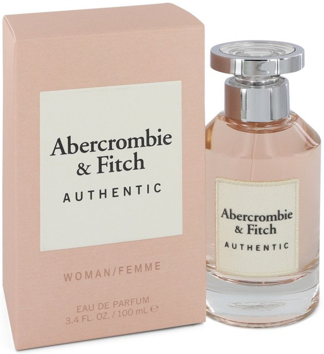 Abercrombie & Fitch Abercrombie & Fitch Authentic eau de parfum spray 100 ml
