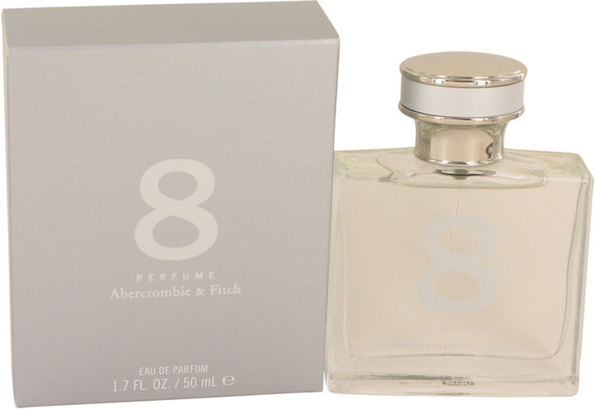 Abercrombie & Fitch Abercrombie 8 EDP 50 ml