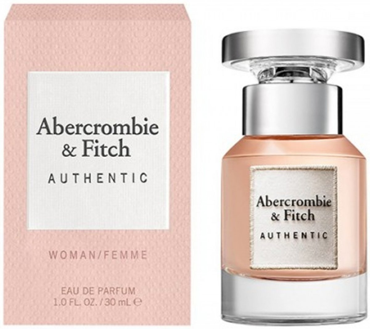Abercrombie & Fitch Authentic Women Edp Spray 30ml