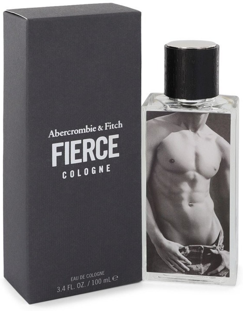 Abercrombie & Fitch Fierce 100 ml - Cologne Spray Men