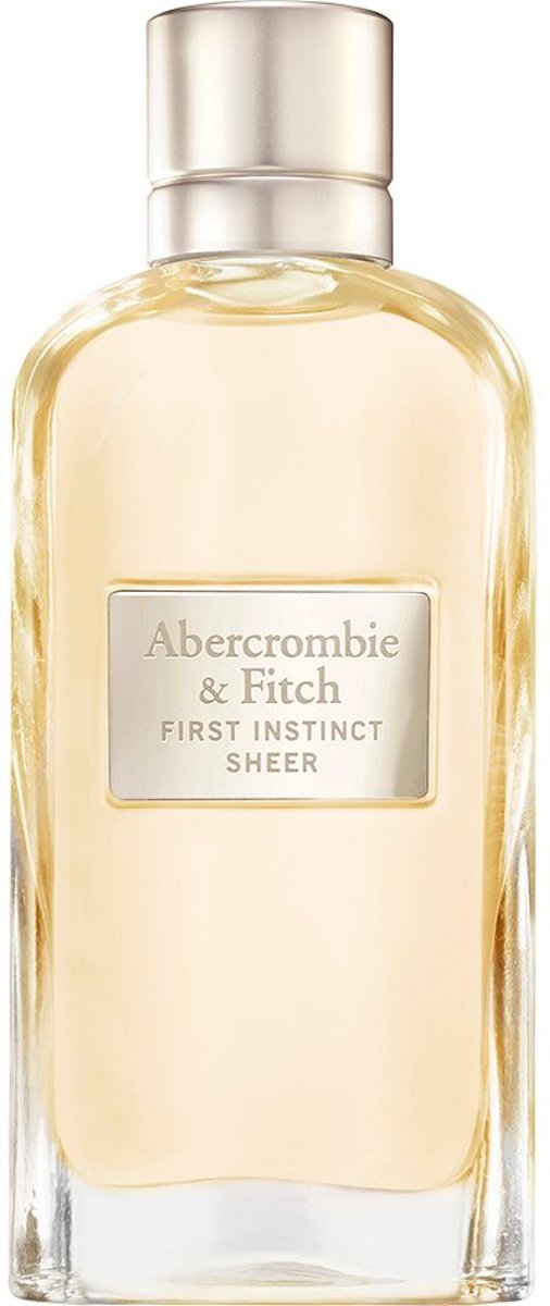 Abercrombie & Fitch First Instinct Sheer Edp Spray 100ml