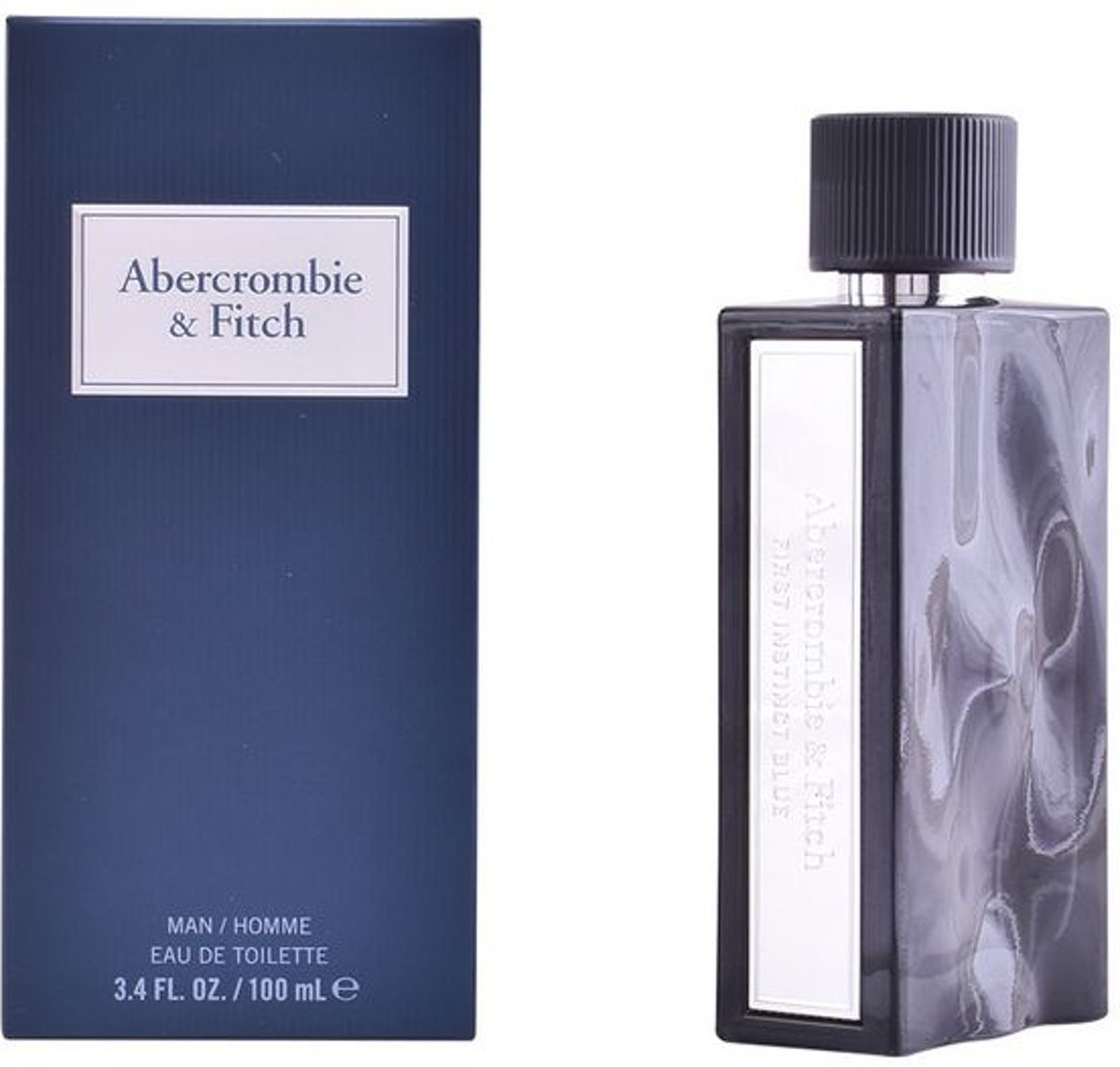 Abercrombie & Fitch Abercrombie & Fitch - Eau de toilette - Fitch First Instinct Blue Man - 100 ml
