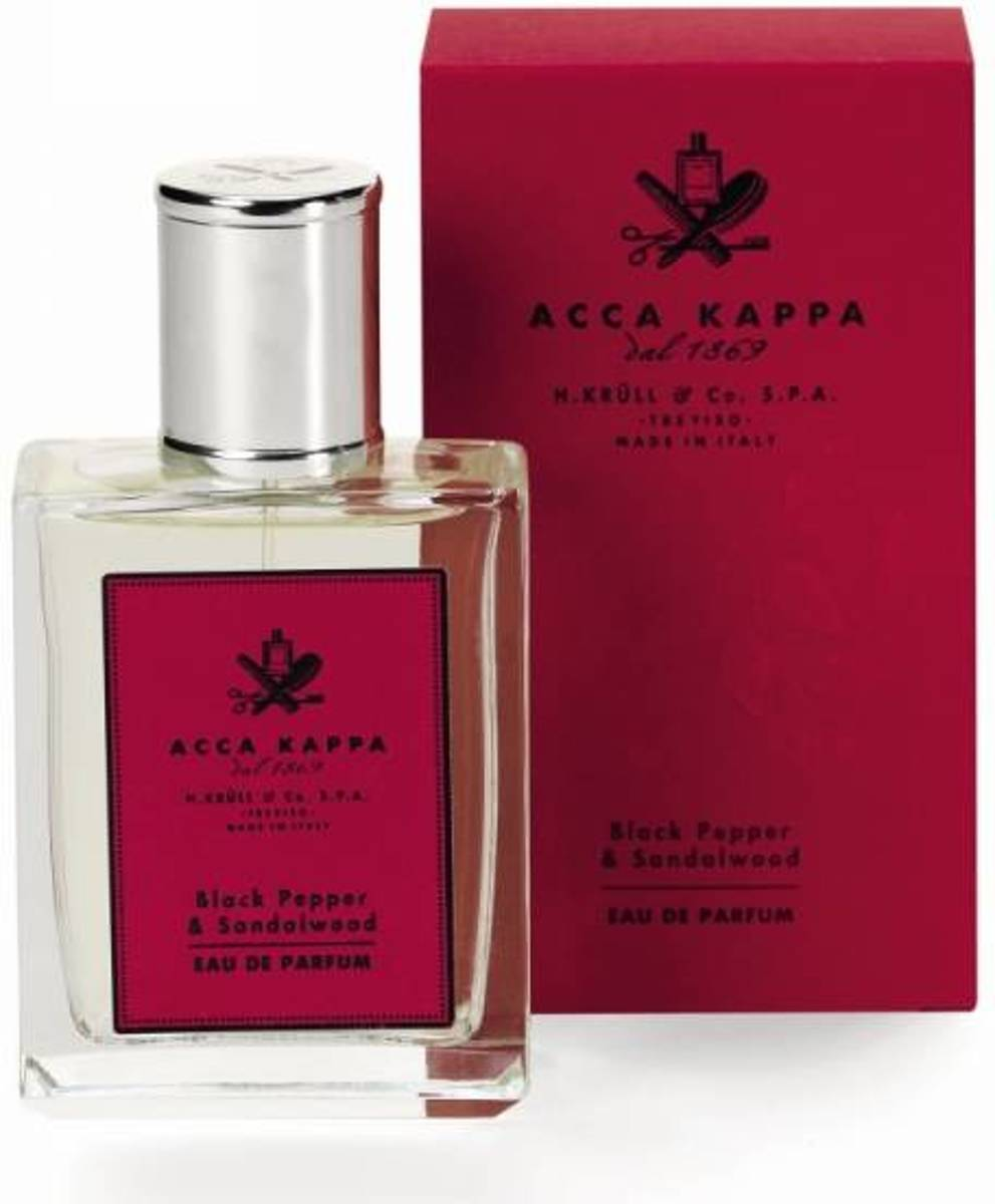 Acca Kappa Black Pepper & Sandelwood
