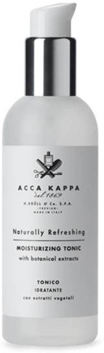 Acca Kappa WHITE MOSS refreshing moisturising tonic 200 ml