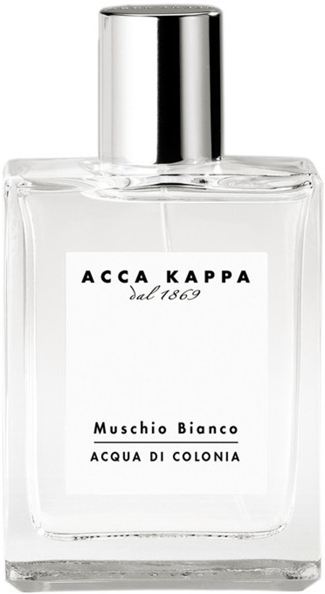 Acca Kappa White Moss Eau de Cologne Spray 100 ml